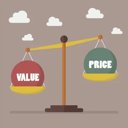 価値と費用