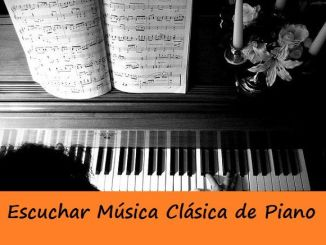 musica clasica en piano