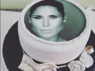 Original Tarta de Cumpleaños de Rosa López