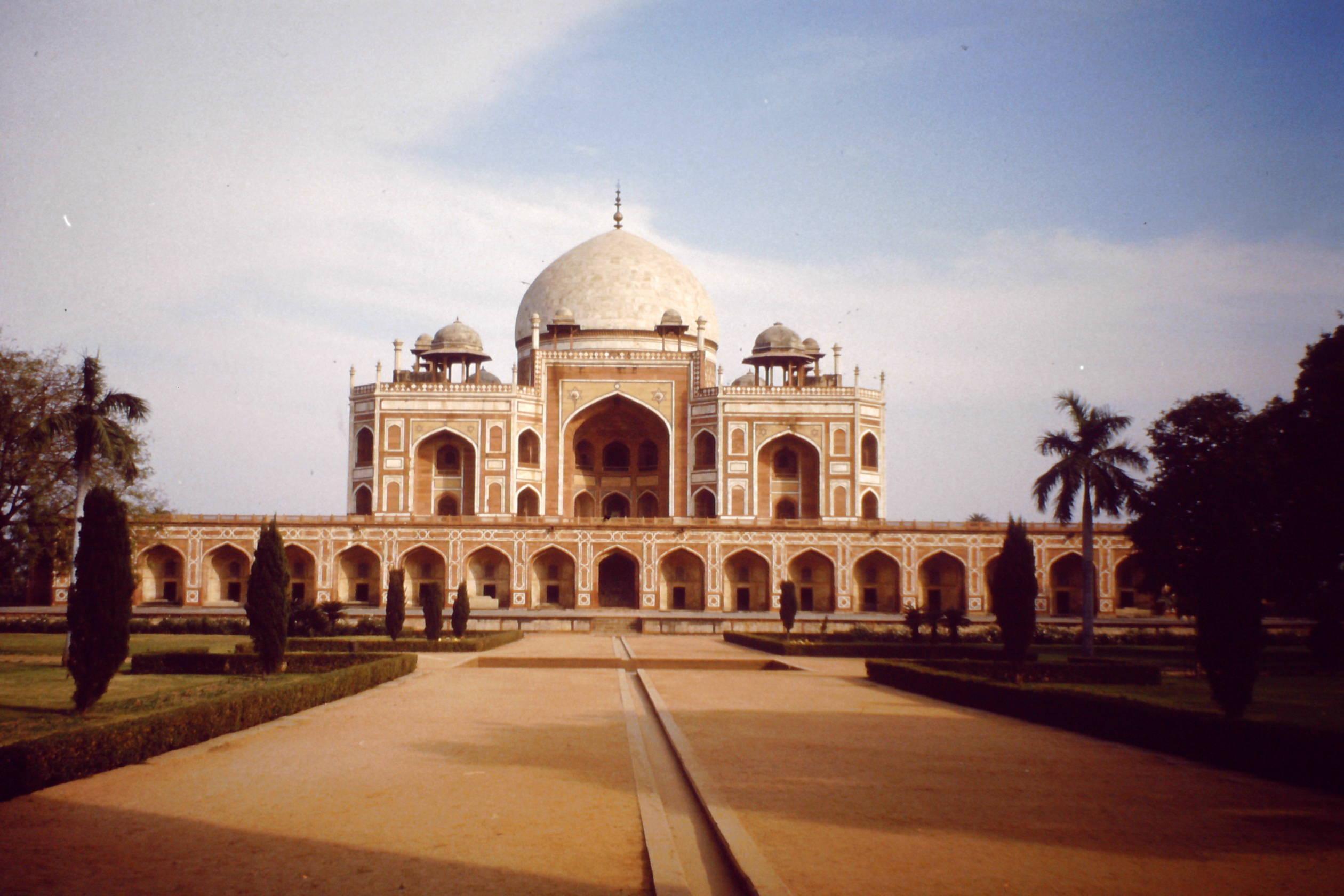 Humayun's Tomb, Dehli
