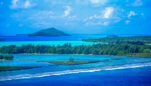 Bora Bora, Lagoon, French Polynesia