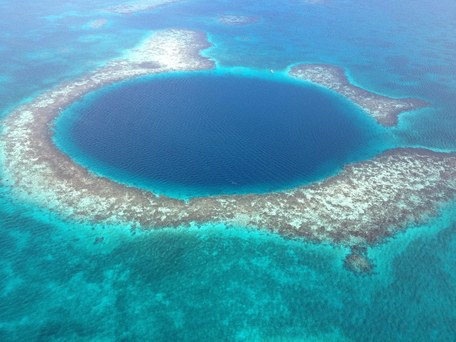 The Blue Hole, Belize