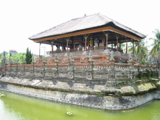 Kerta Gosa, Klungkung, Bali, Indonesia