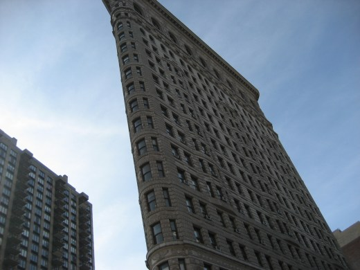 Flatiron Building, Manhattan, New York City, USA