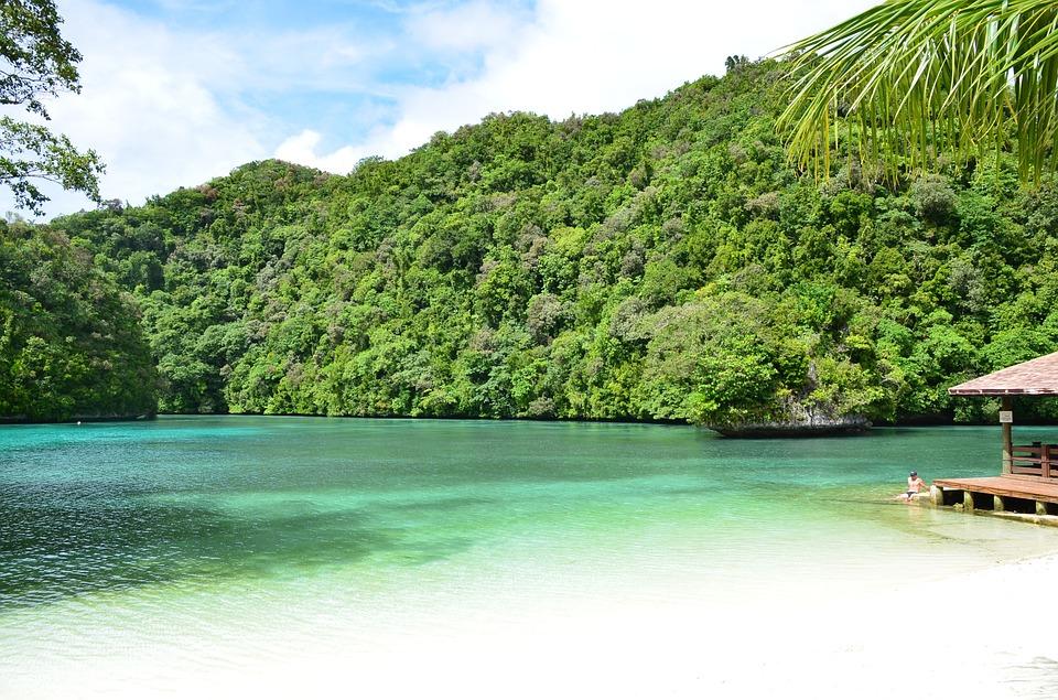 Palau, Micronesia, Pacific