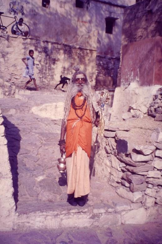 Sadu in India