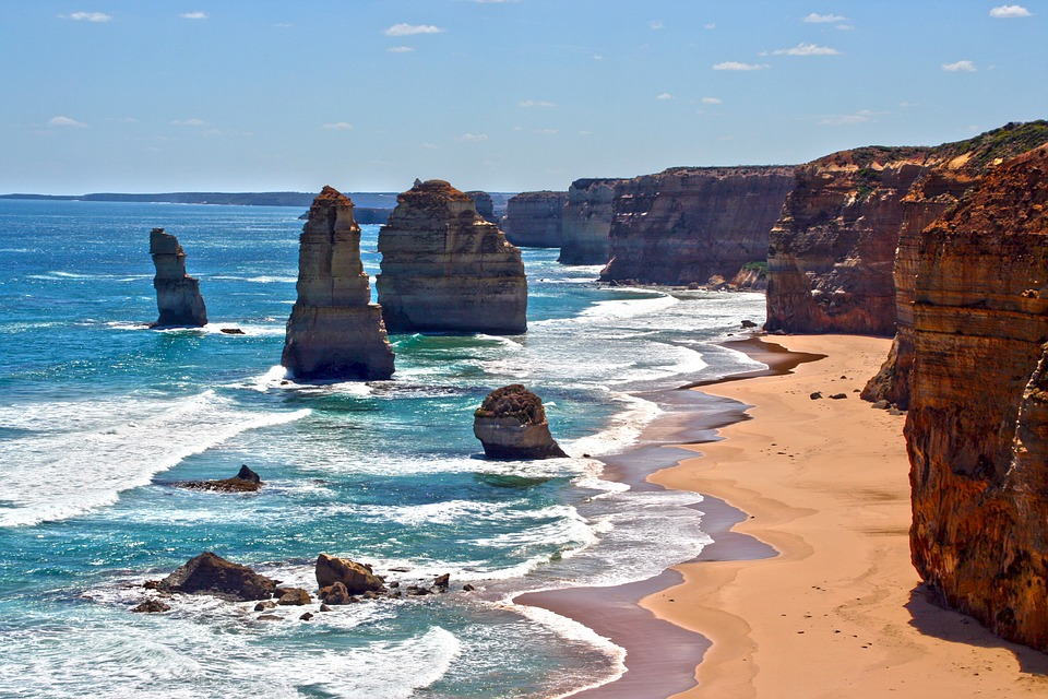 Great Ocean Road, Twelve Apostles Coast, Australia
