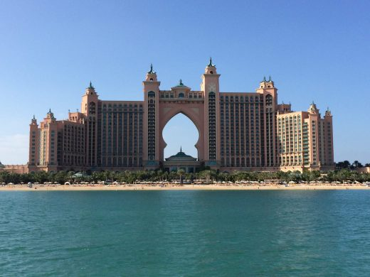 Atlantis Hotel The Palm, Dubai, UAE