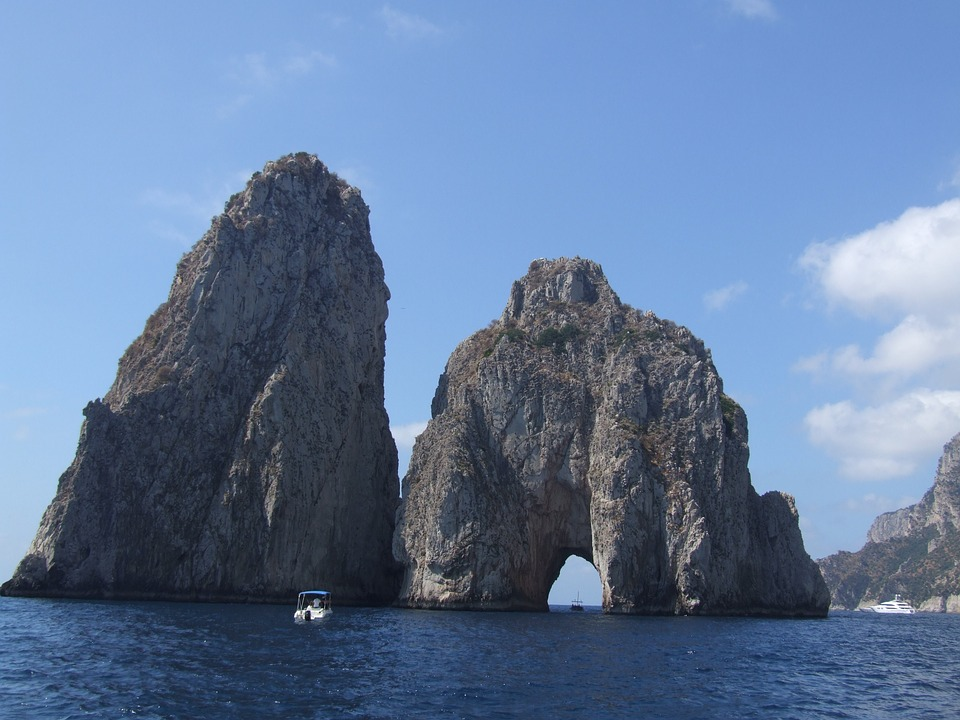 Capri Rocks, Capri, Italy