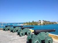 Fort Christiansvaern Christiansted, St Croix, US Virgin Islands
