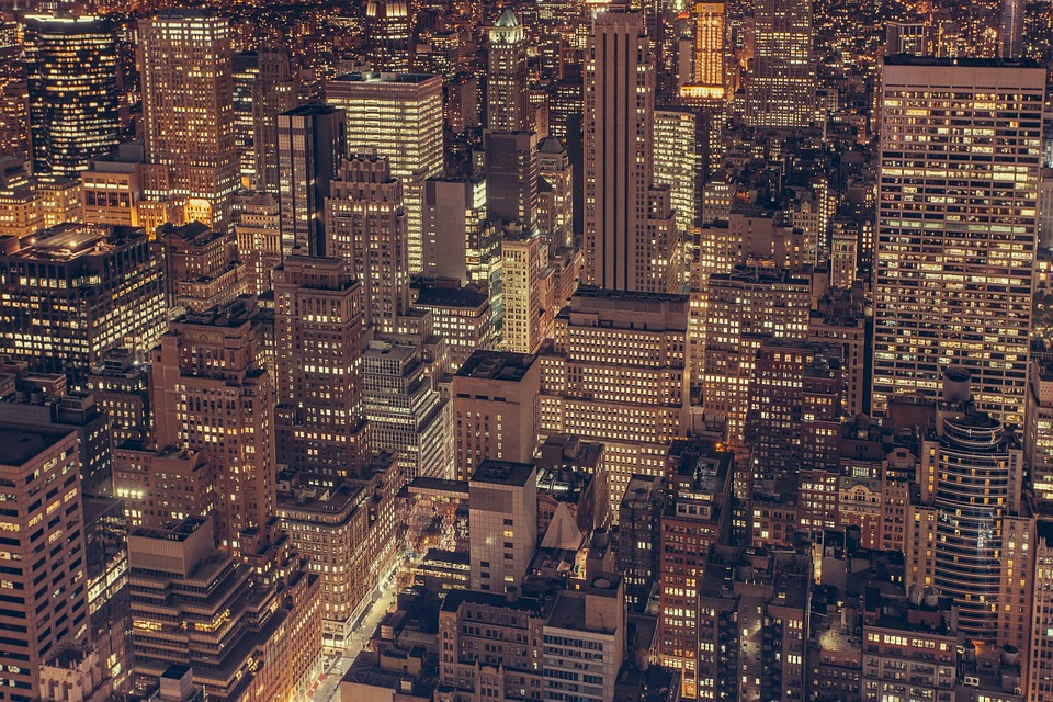 The City of New York, USA