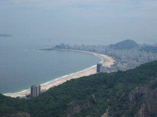 Copacabana, Rio, Brazil