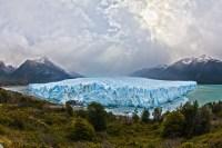 Glacier, Patagonia, Argentinia