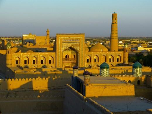 Khiva, Xorazm Region, Uzbekistan