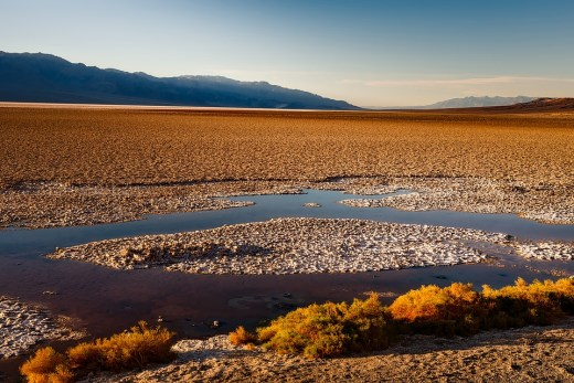 Death Valley National Park, California / Nevada United States.