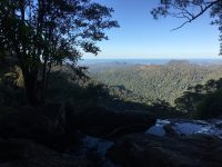 Best of all Lookout. Spring Brook National Park