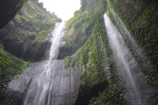 Madakaripura Waterfalls, Probolinggo, Indonesia