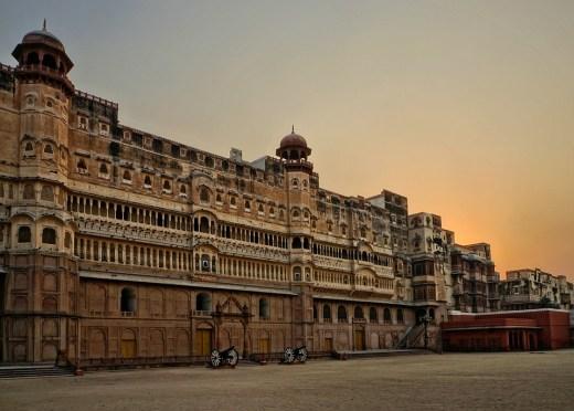 Junagarh Fort, Rajasthan, India