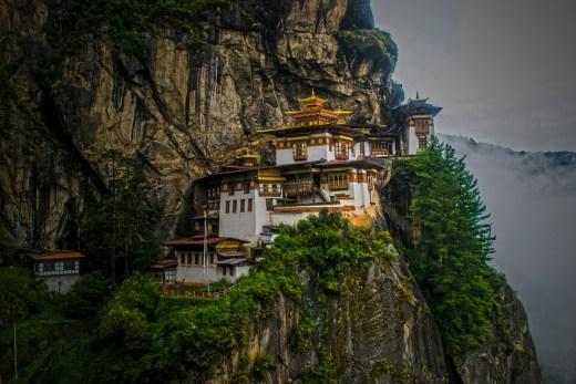 Paro Taktsang, Bhutan.
