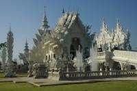 Wat Rong Khun / White Temple, Chiang Rai, Thailand