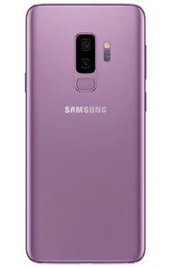 Samsung S9 Plus Purple Back