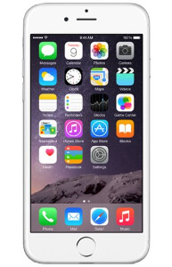 Apple iPhone 6 silver 64GB B-Grade
