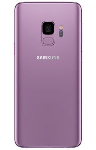Samsung S9 Purple Back