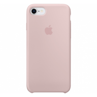 Iphone 7/8 Silicone Pink Back Case