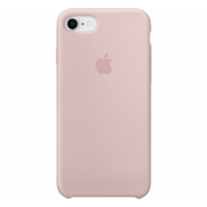 Apple iPhone 7/8 Silicone Cover Roze