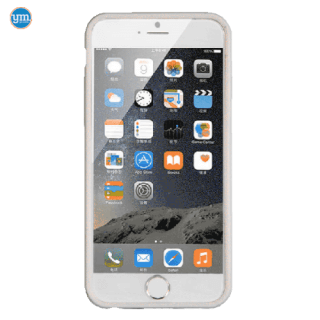 Iphone 6/6s Youcase White Front Case