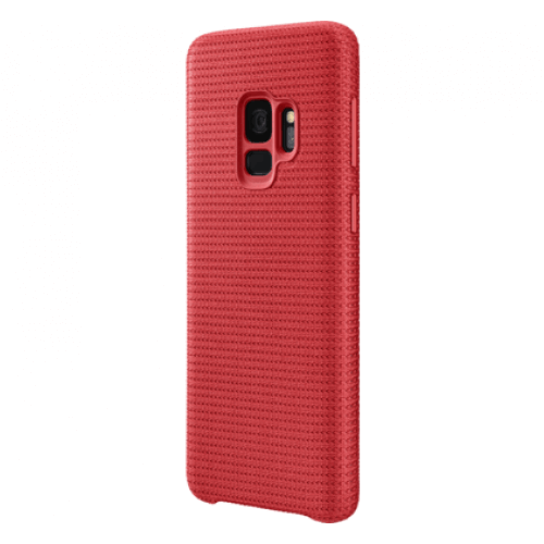 S9 Red Side/Front Case