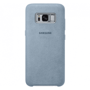 Samsung Alcantara Cover Mint Galaxy S8+