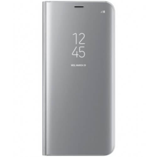 S8+ Silver Front Case