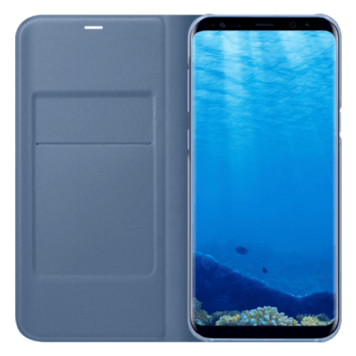S8 Plus Blue Front/Back Case