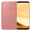 S8+ View Pink Front/Back Case
