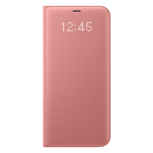 S8+ View Pink Front Case