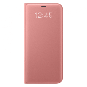 Samsung LED View Cover Roze Galaxy S8+