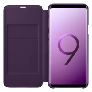 Samsung LED View Cover Paars Galaxy S9+