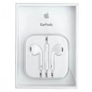 Apple EarPods – In-ear oortjes – 3,5mm jack aansluiting