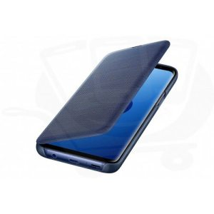 Samsung LED view cover blauw Galaxy S9