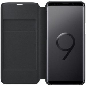 Samsung LED view cover zwart Galaxy S9