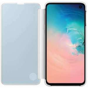 Samsung Clear Cover voor Samsung Galaxy S10 Plus Wit