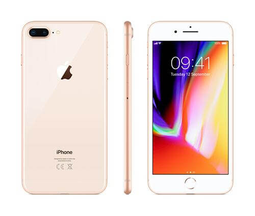 You Mobile iPhone 8 Plus Gold