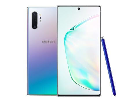 You Mobile Samsung Galaxy Note 10 Zilver