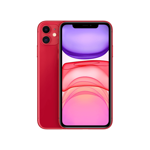 You Mobile Apple iPhone 11 Rood