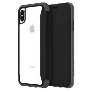 Griffin Survivor Clear Wallet voor iPhone XS Max