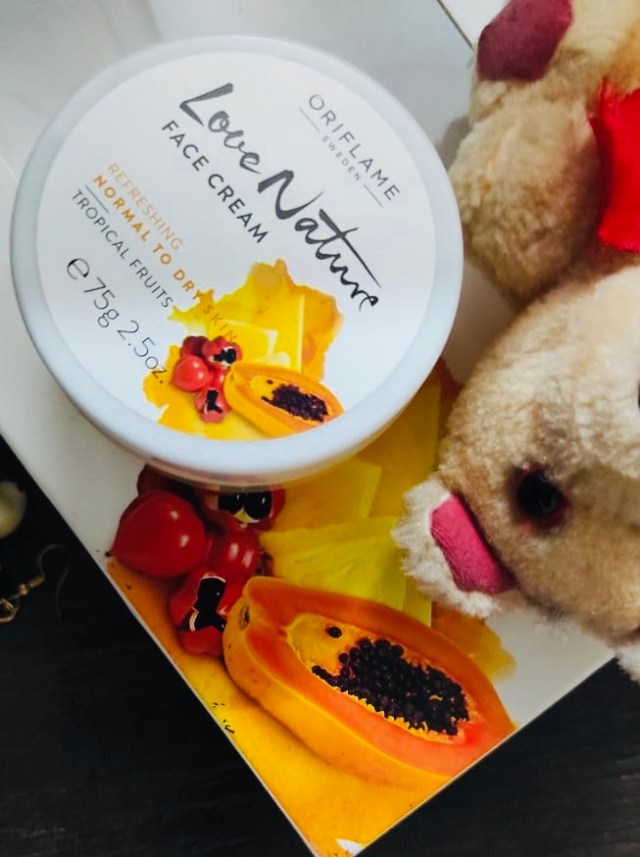 Oriflame Facial Kit by you-review.in