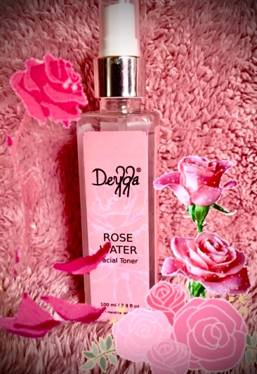 Deyga rose water toner