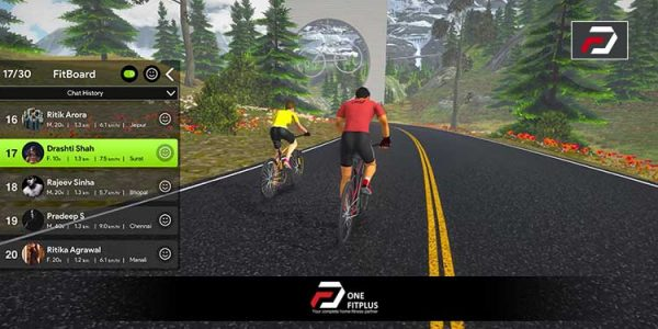 OneFitPlus launches Multiplayer Fitness Gaming- Fitwarz