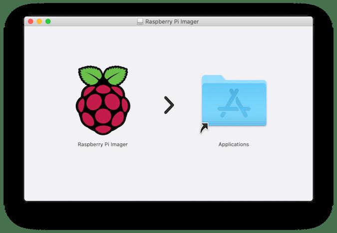 Installation de Raspberry Pi Imager